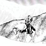 雪の峠・剣の舞